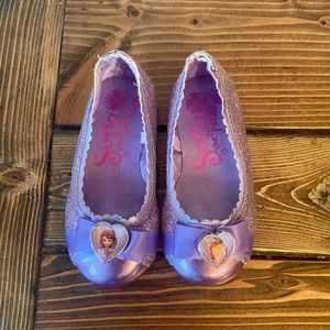 Sofia the First Princess Dress Up Shoes NWOT